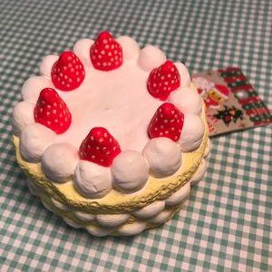 Rare cake squishy 🎂